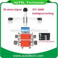 3d wheel alignment 4 wheel alignment machine zty-300m with best price
