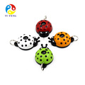 New Ladybird Ladybug Style Ultrasonic Pest Control Repeller for Pet Dog Cat