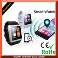 2015 Lastest Wrist Watch DS u10l Bluetooth 4.0 For Phone 6 5 5S for android Smart Phone U Smart Watch