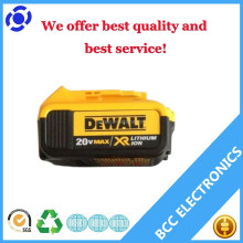 2017 hot selling Dewalt 20V battery lithium for China Dewalt power tools
