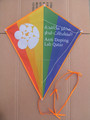 rainbow kite for promotion