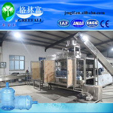 automatic lowest factory price 450B/H Purified Water filling plant 5 Gallon Filling Production Line