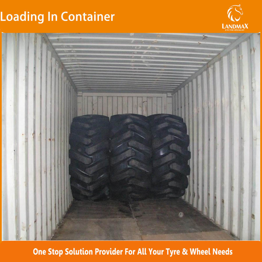 35/65R33 Tire For Trailer