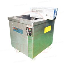 hardware parts single tank ultrasonic cleaning machine with high quality
