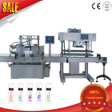 automatic liquid soap fillng packing machine