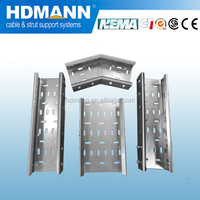 EZ galvanized perforated cable tray /China OEM supplier