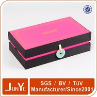 wholesale flate pack paper inventation gift box