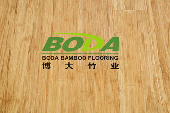 natural strand woven bamboo flooring with CE