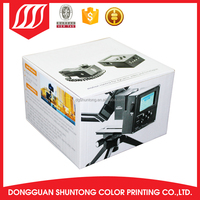 candy custom logo printing chocolate box packaging