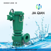 BQW Blast Proof Electrical mining water Submersible Pump