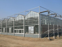 low cost Polycarbonate Sheet commercial Greenhouse for sale