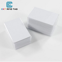 Competitive Price Programmable Blank Contactless NFC RFID Smart Card