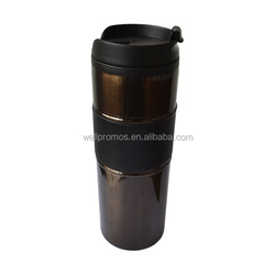 good quality stainless steel water bottles black