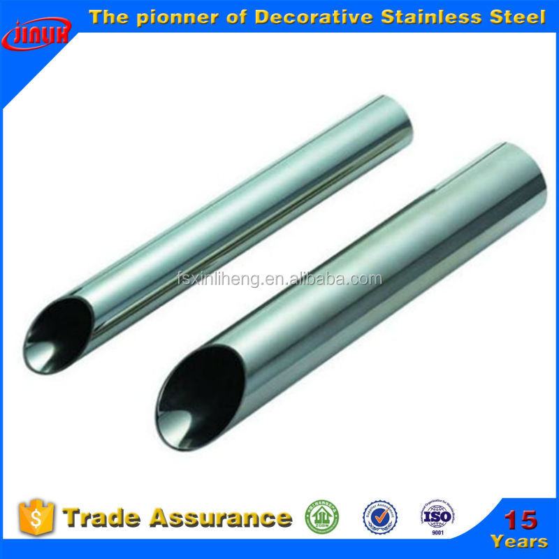 ISO 9001 stainless steel heat exchanger tube export products list