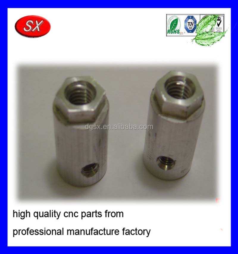 custom Hex Tire Hub 4mm Thread shaft and spacer for rc spare part