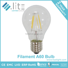 2014 modern led filament bulb G55 4w light