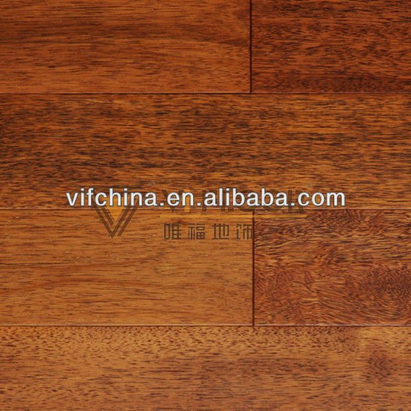 Three Layer Imported Merbau Engineered Flooring
