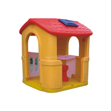 CE approved smart kids play structure plastic house for sale