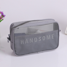 2017 Travel Fashion Cosmetic Pouch Bag With Logo Customized