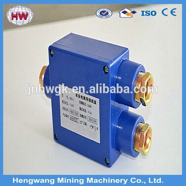 stainless steel junction box/mine terminal box