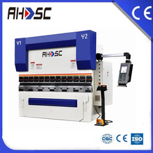 High Working Efficiency and optional Controller cnc system optionalhydraulic cnc bending machine