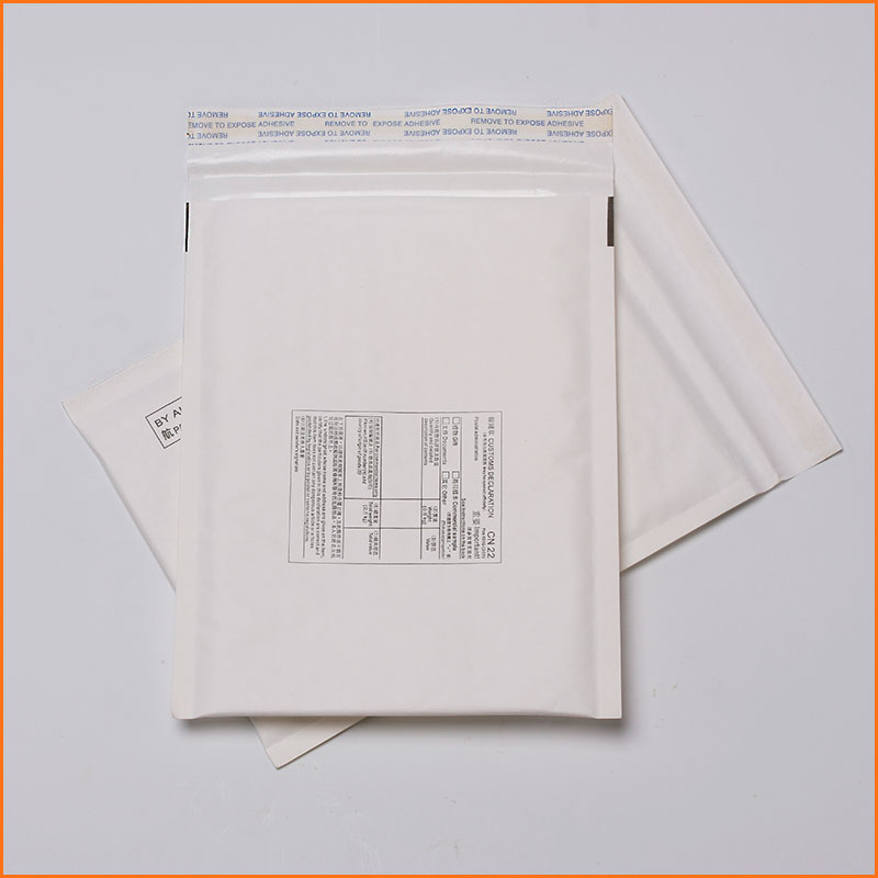 manufacturers in China Promotional top selling Economical kraft paper envelop bag with bubble