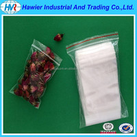 over 16 years professional factory LDPE plastic zip lock bags