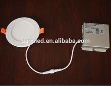 ETL( 5004879) Ultra-thin 18W Round led recessed ceiling panel light for Canada & USA