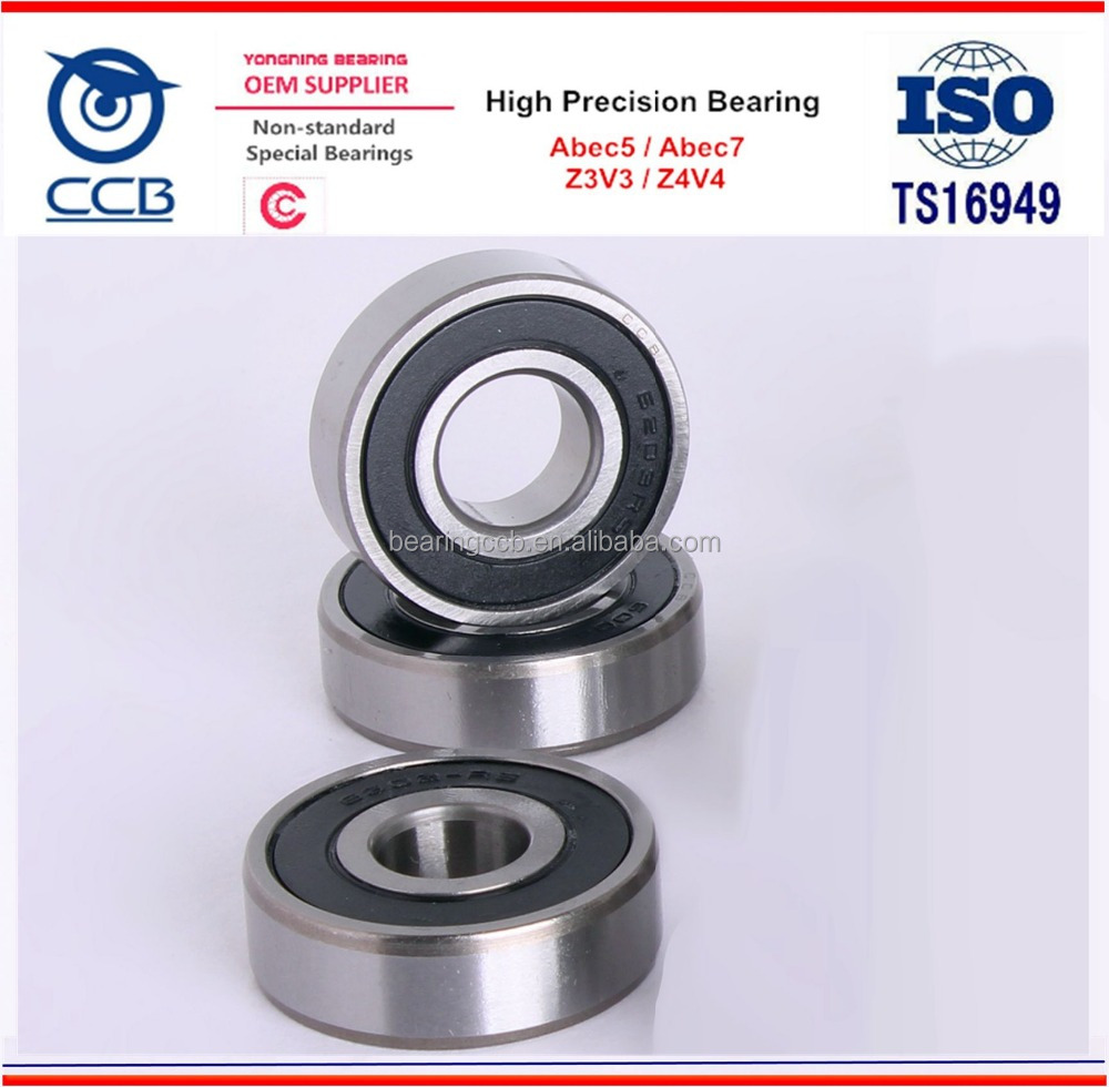 High quality Low noise deep groove ball bearing for industrial motor CM