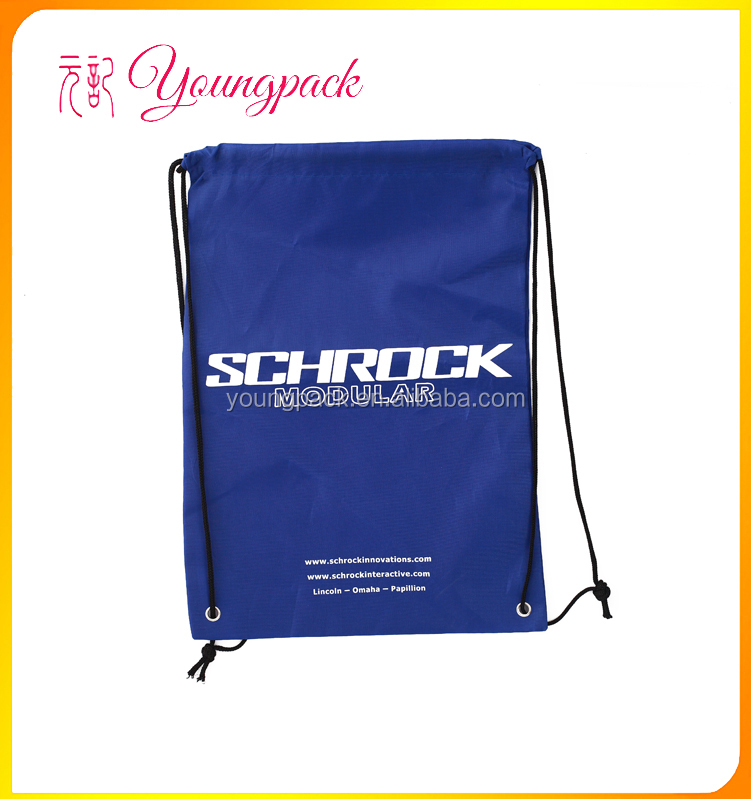 2016 Custom Promotional Polyester Shopping Tote Bag