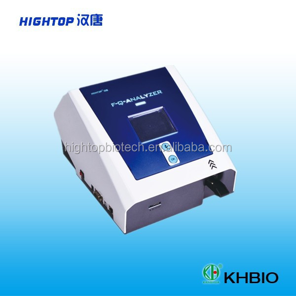 CK-MB Creatine Kinase Test Blood Testing Equipment Fluorescence Immunoassay Analyzer