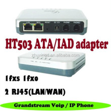 Analog Telephone Voip Adapter Grandstream HT503 ATA/IAD