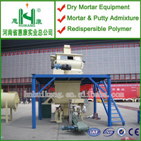 Dry Power Mixing Machine For Construction