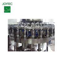 Stainless Steel bottle candle filling machine