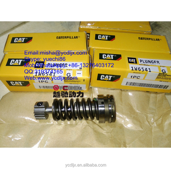 Plungers 1W6541 for SHANGHAIDONGFENG C6121 engine