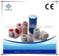 china manufacturer zinc oxide adhesive plaster for medical use medical zinc oxide adhesive plaster ISO/CE