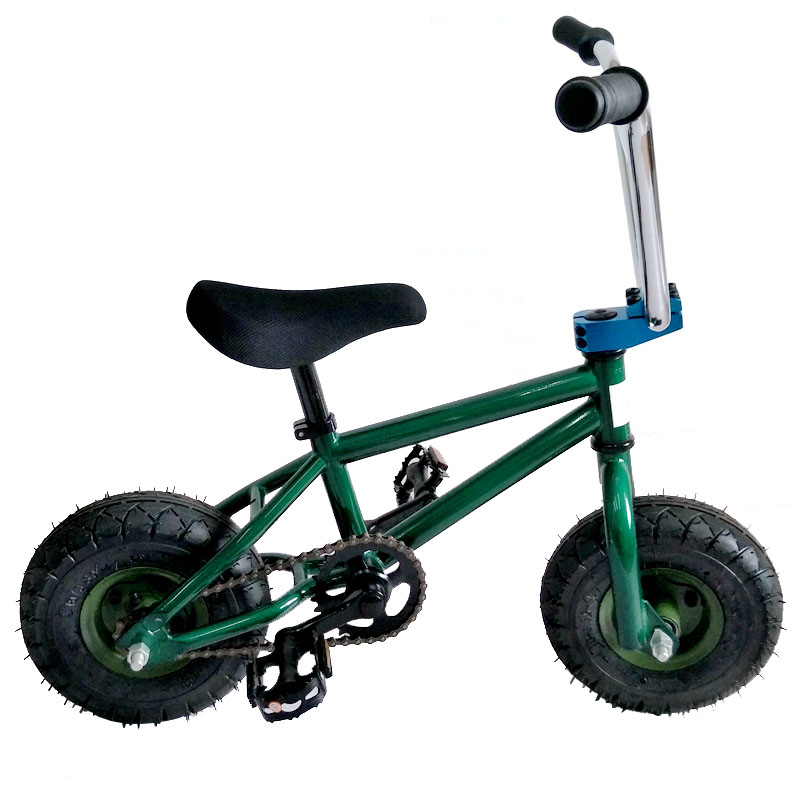 New design rocker Dark green mini 10 inch bikes bicycle BMX