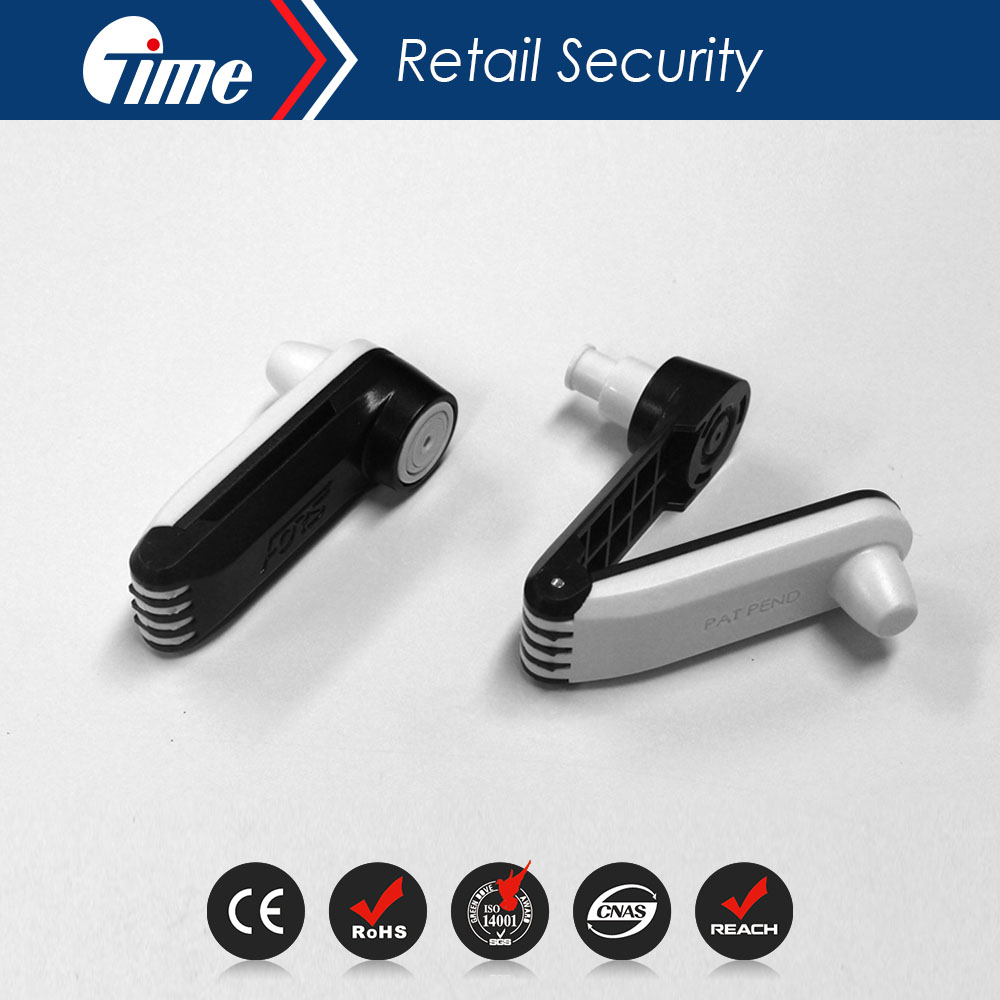 ONTIME HD2202 - Best sales Anti Shoplifting AM/RF plastic tags for clothing Online shop china