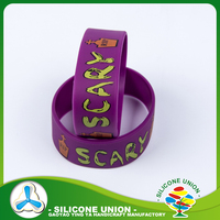 Bangles accessories silicone vibrating wristband bracelet