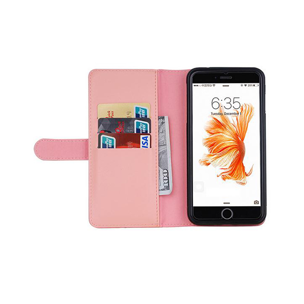 wallet leather case for iphone 6s plus