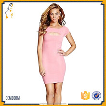 Womens Sexy Sleeveless Bodycon Stretch Party Evening Bandage Dresses