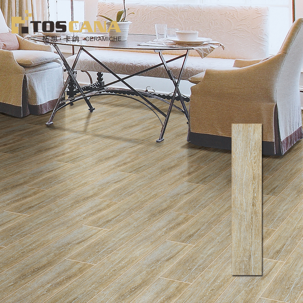 tile imitating wood,wood effect tile,wood pattern floor tile