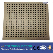 Perforated Acoustic panel for living room furnitures