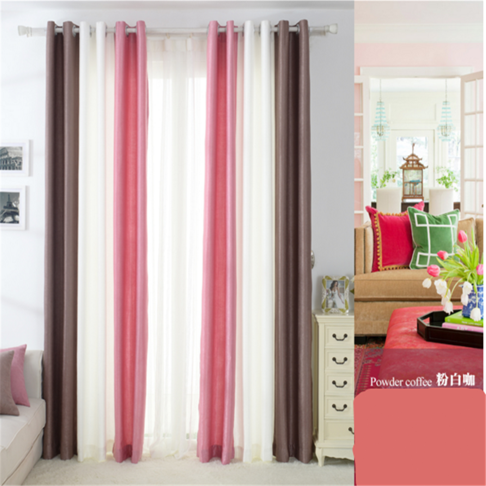 100% polyester intelligent curtain drapery fabric wholesale