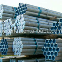 Hot-dipped Galvanized Water Steel Tube
