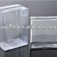 Clear Pvc Box For Gifts Cosmetics