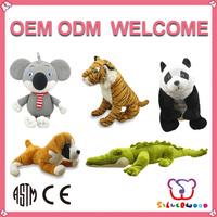 ICTI Factory custom wholesale stuffed plush fox stuffed animals