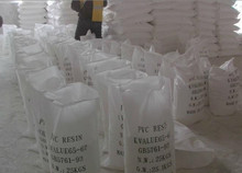 PVC resin SG8 K value 56-60