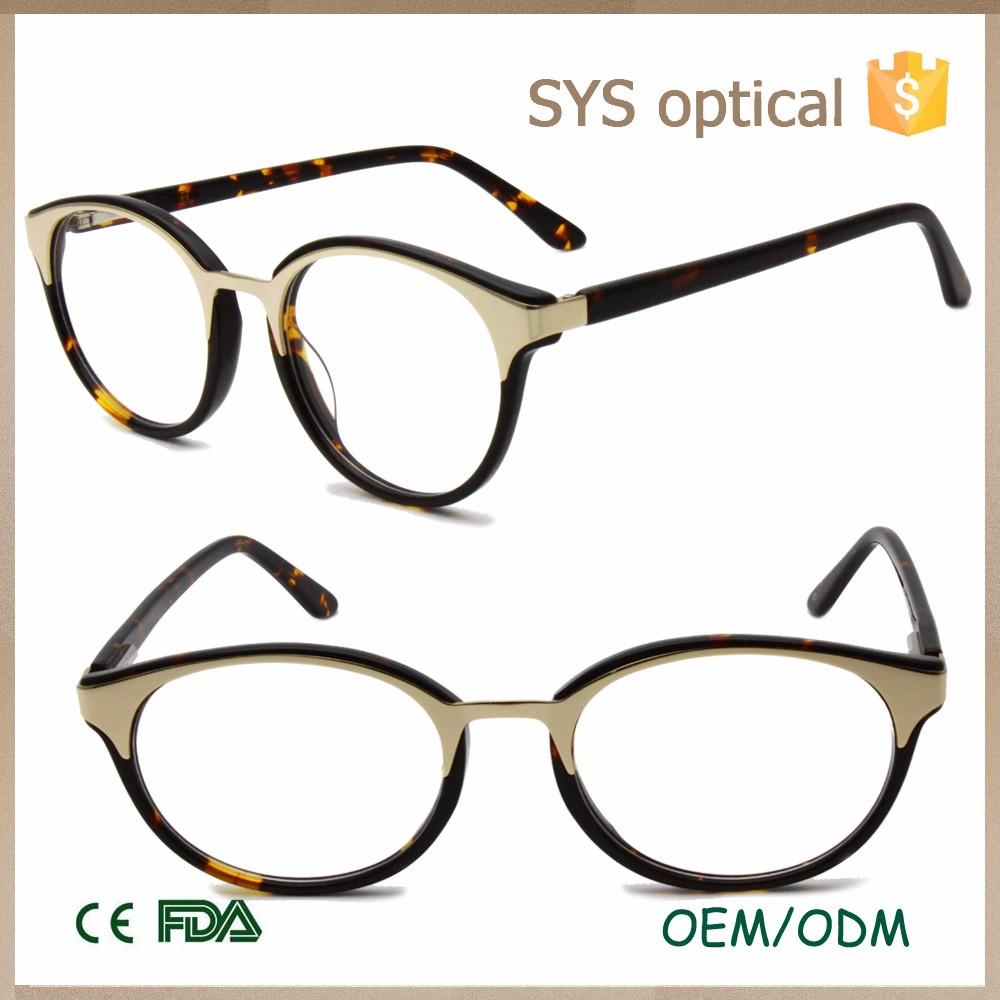 2016 fashion eyewear optical frame acetate eyeglasses