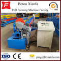 Galvanized Steel Sheet Circular Downspout Roll Forming Machine